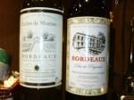 赤&白ワイン
