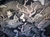 建仁寺:法堂の双龍図